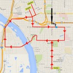 Tulsa Run Parking and Access