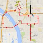 Tulsa Run Parking and Access
