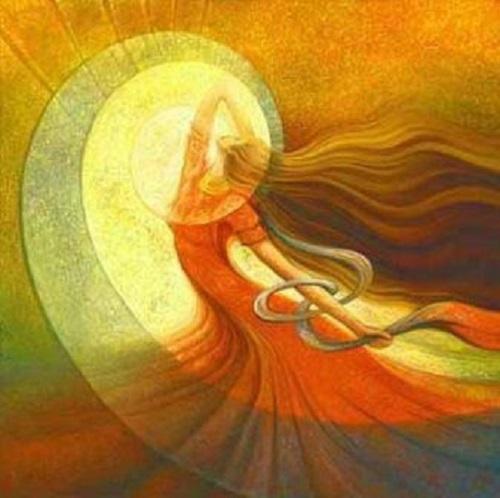 empowering goddesses