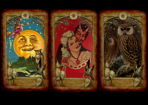 Tarot by Seven