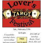 Lover's Tarot Festival